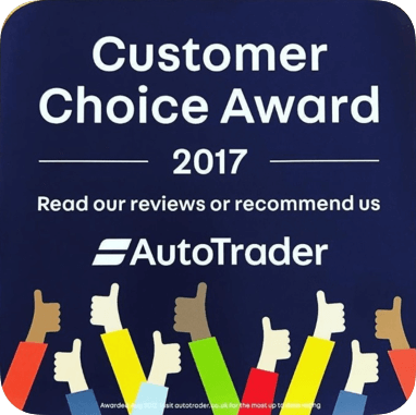 Customer choice award